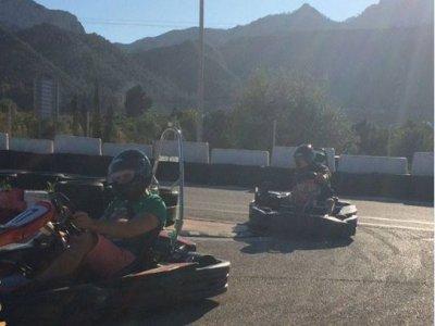 Gara di noleggio kayak e karting a Gandía