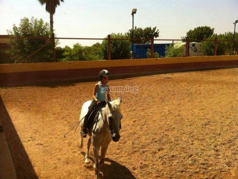 Monta a tu caballo