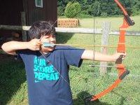 Iniciarse en el tiro con arco