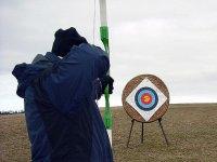 Practicar tiro con arco