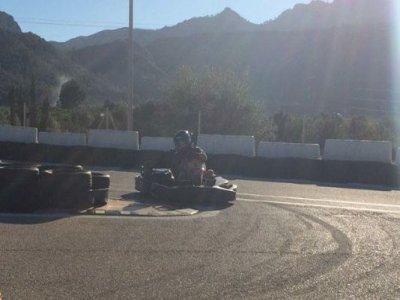 Carrera de karting y deportes náuticos en Gandía