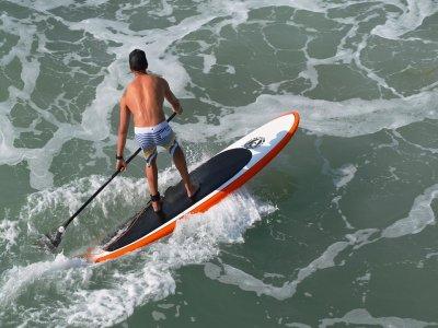 Banana boat e noleggio di paddle surf a Playa Gandía