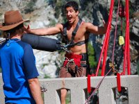 Bungee jumping for stag parties