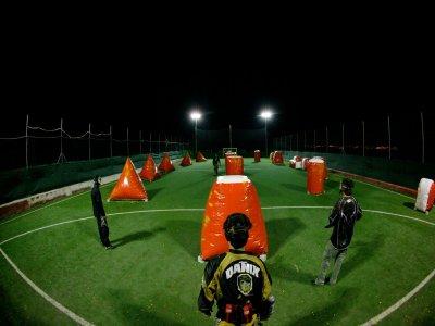 Paintball per bambini a Granada 100 palline