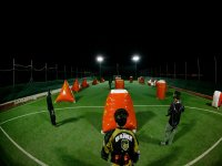 Paintball para niños en Granada 100 bolas