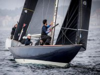 Learning to handle the sail in Vigo