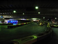 Circuito de karting indoor