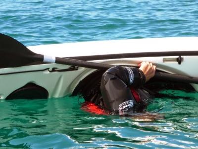 Learn Eskimotaje in Canoe in Tormes 3 hours