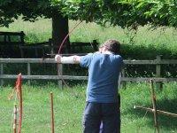 Practicar tiro con arco en Granada