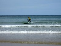 Curso SUP avanzado Coger olas en Cantabria