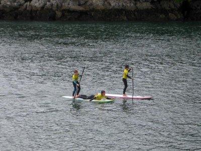 Paddle Surf en Cantabria Bono 5 clases