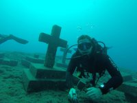 Diving through the depths of the Island of Palma