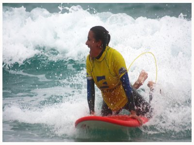 Surf advanced training in Cantabria - 10 lessons