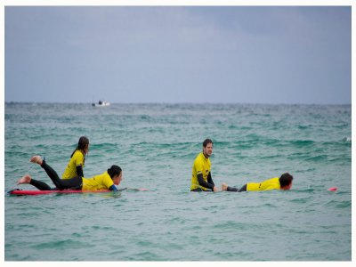 Surf camp San Vicente extreme fin de semana