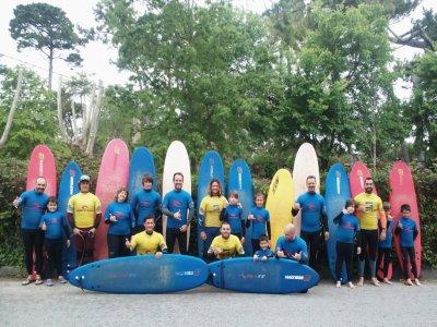 Surfcamp en Cantabria 5 días en Pensión Completa
