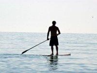 Clase privada iniciación en Paddle Surf Canarias