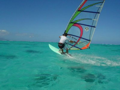 Windsurfing Course In Canarias, 3 D+Accommodation