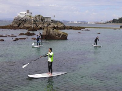 Escuela de Surf Santander Paddle Surf