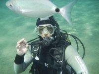 Inmersión en Lanzarote
