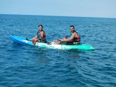 Perfeccionamiento en Kayak por el Cabo de Gata