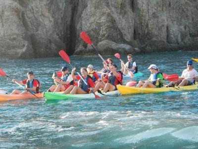 Kayak familiar en Almeria Niños 3 h