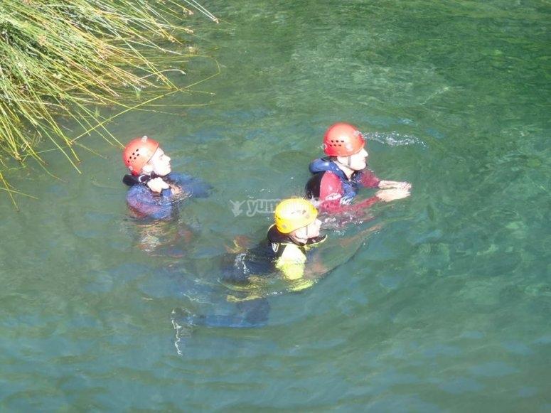 水上运动区