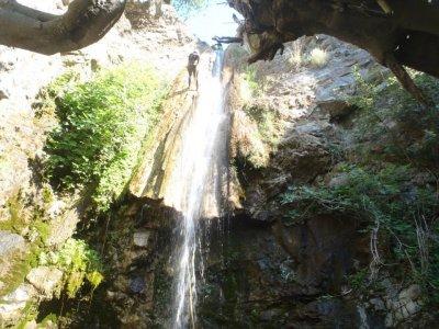 Canyoning nel Jorox Canyon livello medio 3 h