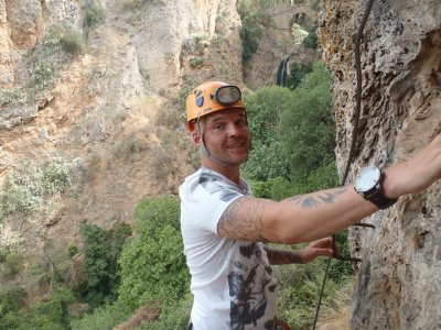 Via Ferrata and canyoning in Ronda 2 nights