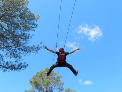 Starter Level Multi Adventure Circuit in Girona