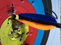Archery in Ribadesella