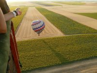 Balloon flight in Seville + breakfast. Kids offer.