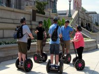 Segway excursions
