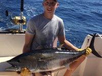Pesca al curricán