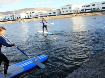 6h Practice paddle surf in Lanzarote