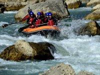 Go rafting in Murillo de Gallego