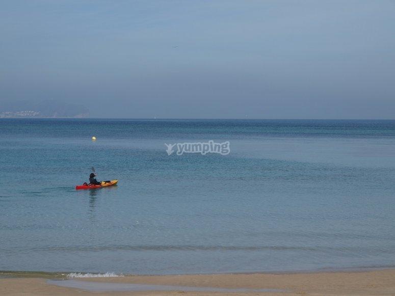 Canoe route