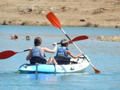 Rocódromo arco e kayak Almodóvar del Río, scuole