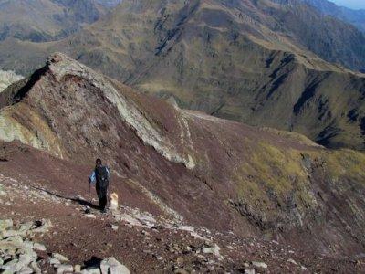 Ruta de senderismo en el Pirineo y el Prepirineo