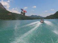 Gran salto de wake