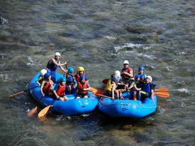 Rafting en río Júcar o río Cabriel. Adultos, 3h