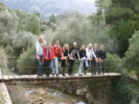 Hiking for groups