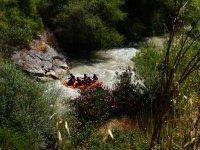 Rafting en el Parque Natural de las Sierras Subbéticas