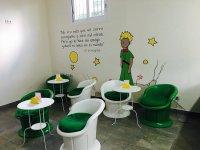 Decoracion de la sala infantil