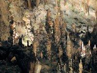 Formaciones en cuevas de Mallorca