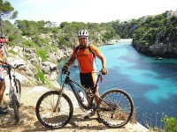 Mountain bike excursions in Mallorca