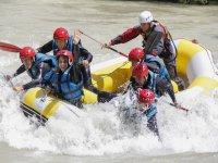 Rafting per gruppi