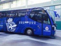 Autobus del club