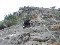 Técnicas de rappel en Mallorca