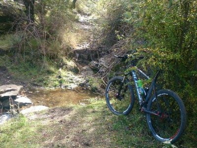 Ruta de Washington Irving en BTT Sevilla-Granada