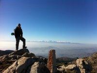 高海拔徒步旅行